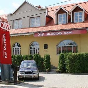 Kia Szabó márkaszerviz